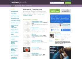 Coventry.co.uk thumbnail