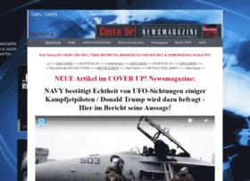 Cover-up-newsmagazine.de thumbnail