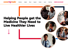 Covermymeds Com At Wi Covermymeds The Leader In Electronic