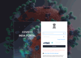 Covid19.nhp.gov.in thumbnail