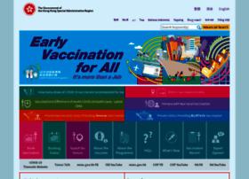 Covidvaccine.gov.hk thumbnail