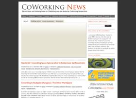 Coworking-news.de thumbnail