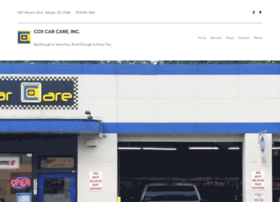 Coxcarcare.net thumbnail