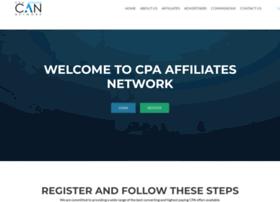 Cpaaffiliatesnetwork.com thumbnail