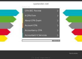 Cpalander.net thumbnail