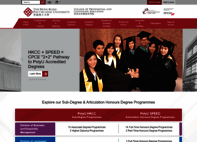 Cpce-polyu.edu.hk thumbnail