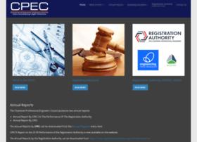 Cpec.org.nz thumbnail