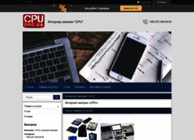 Cpu.org.ua thumbnail