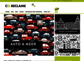 Cqreclame.nl thumbnail