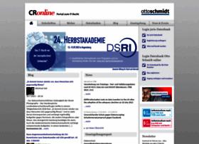 Cr-online.de thumbnail