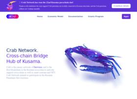Crab.network thumbnail