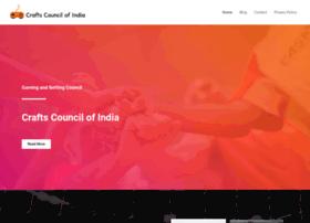 Craftscouncilofindia.org thumbnail