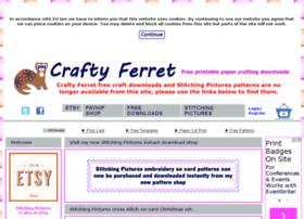Craftyferret.co.uk thumbnail