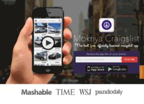 Craigslist.mokriya.com thumbnail