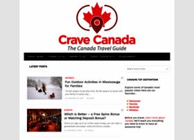 Cravecanada.com thumbnail