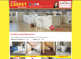 Crawleycarpetwarehouse.co.uk thumbnail