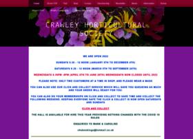 Crawleyhorticulturalsociety.org.uk thumbnail