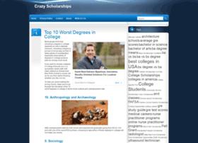 Crazyscholarships.org thumbnail