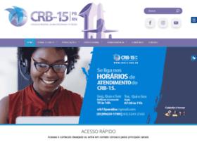 Crb15.org.br thumbnail