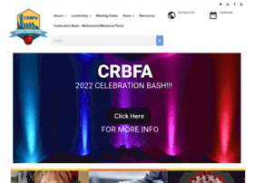 Crbfa.org thumbnail