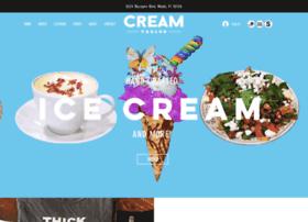Creamparlor.com thumbnail