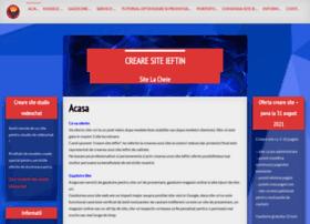 Creare-site-ieftin.ro thumbnail