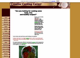 Creative-cooking-corner.com thumbnail