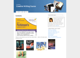creative writing short course