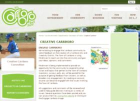 Creativecarrboro.org thumbnail