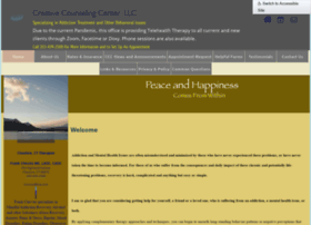 Creativecounselingcenter.org thumbnail