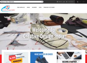Creativedesignindia.in thumbnail