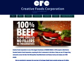 Creativefoodscorp.com thumbnail