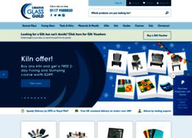 Creativeglassguild.co.uk thumbnail
