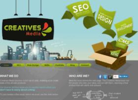 Creativesmedia.co.uk thumbnail