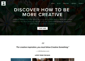 Creativesomething.net thumbnail