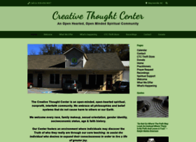 Creativethoughtcenter.org thumbnail