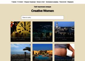 Creativewomen.ru thumbnail