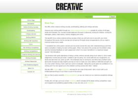 Creativewriting.ie thumbnail