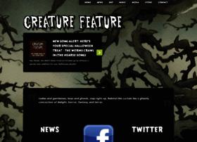 Creaturefeaturemusic.com thumbnail