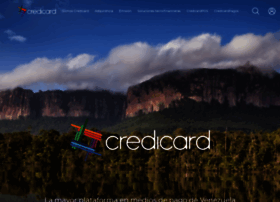 Credicard.com.ve thumbnail