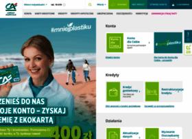 Credit-agricole.pl thumbnail