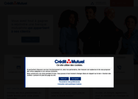 Creditmutuel.fr thumbnail