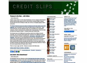 Creditslips.org thumbnail