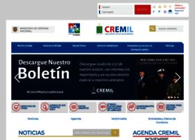 Cremil.gov.co thumbnail
