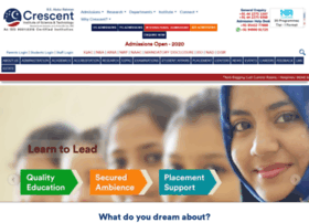 Crescent.education thumbnail