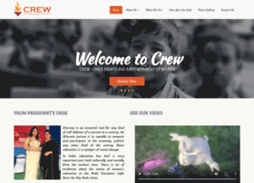 Crew-ind.org thumbnail