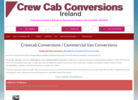 Crewcabconversions.ie thumbnail