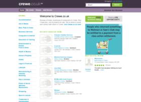 Crewe.co.uk thumbnail