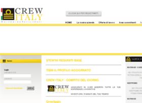 Crewitaly.com thumbnail