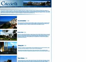 Criccieth.co.uk thumbnail